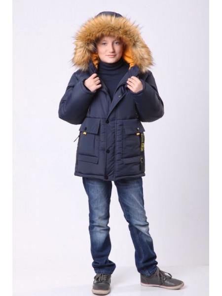 Дитяча зимова куртка для хлопчика