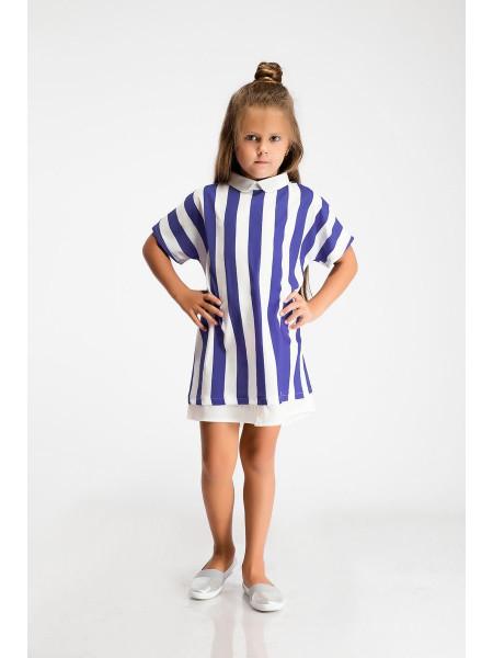 Детское платье рубашка