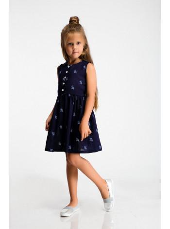 Літнє плаття для дівчаток