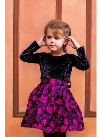 Вечірня дитяча сукня