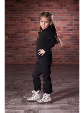 Дитячий спортивний костюм на флісі