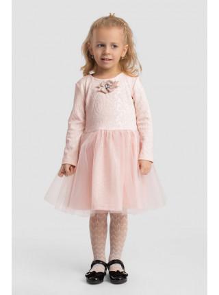 Вечірнє дитяче плаття з пишною спідницею