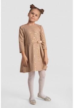 Короткое вечернее платье для девочки