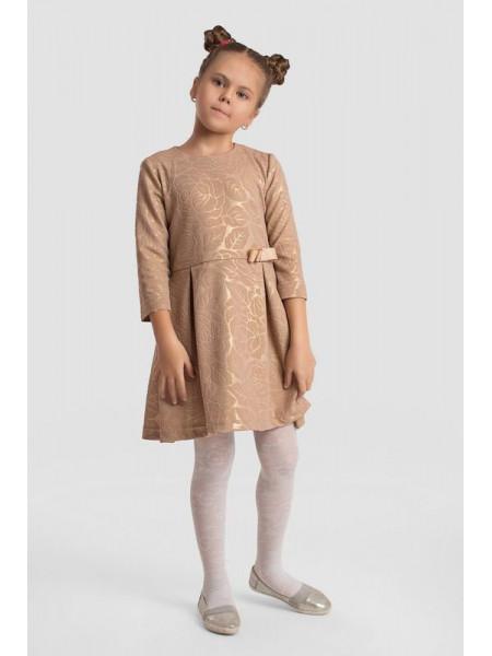 Коротке вечірнє плаття для дівчинки