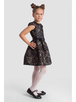 Нарядне коротке пишне плаття для дівчинки