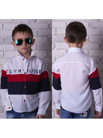 Дитяча модна рубашка для хлопчика