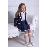 Модна шкільна форма для дівчаток