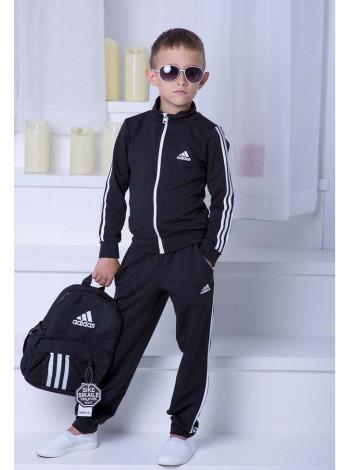 Трикотажный спортивный костюм детский