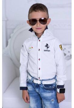 Красива рубашка для хлопчика