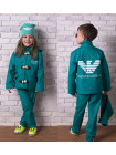 Дитячий комплект куртка і штани