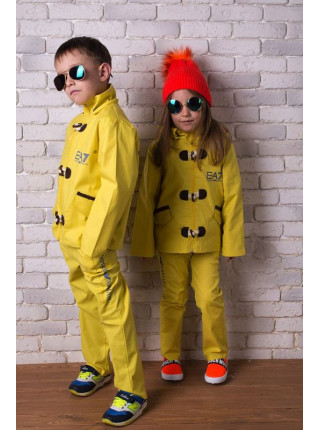 Детский комплект куртка и штаны
