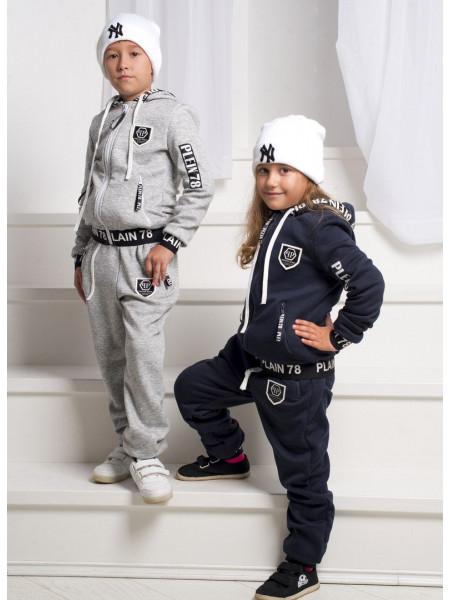 Теплый спортивный костюм на мальчика