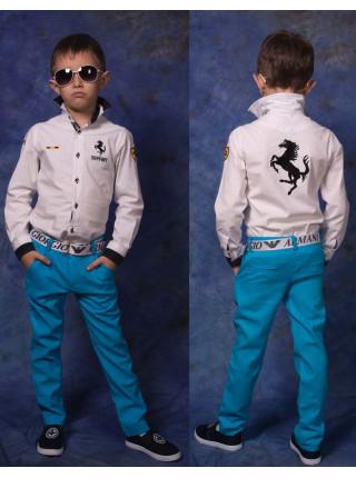 Літні брюки для хлопчика
