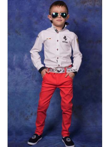 Модні дитячі джинси для хлопчиків