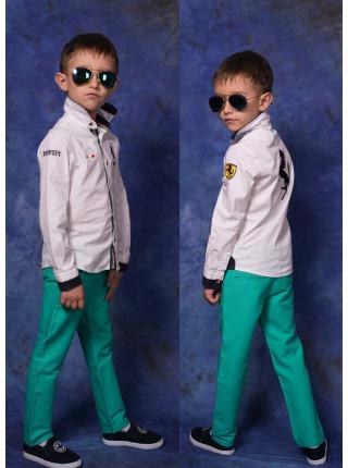 Модные детские джинсы для мальчиков