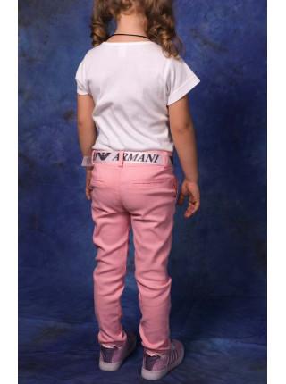 Модні джинси на дівчинку