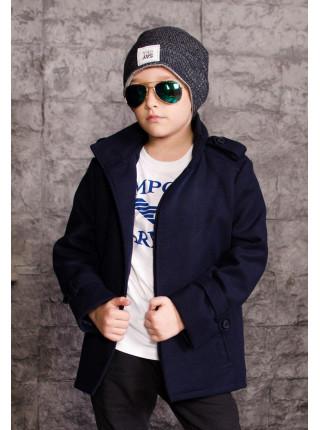 Детское пальто для мальчика