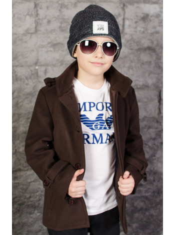 Дитяче пальто для хлопчика