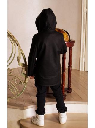 Шкіряна куртка для хлопчика