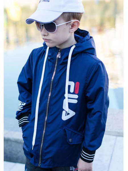 Модная ветровка детская для мальчика