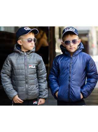 Легка куртка дитяча для хлопчиків
