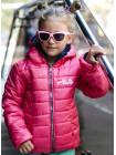 Демісезонна дитяча куртка для дівчаток