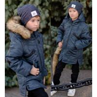 Детская зимняя куртка на подростка