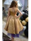Пышное платье для девочки бальное