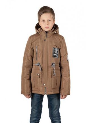 Весняна куртка парка для хлопчика