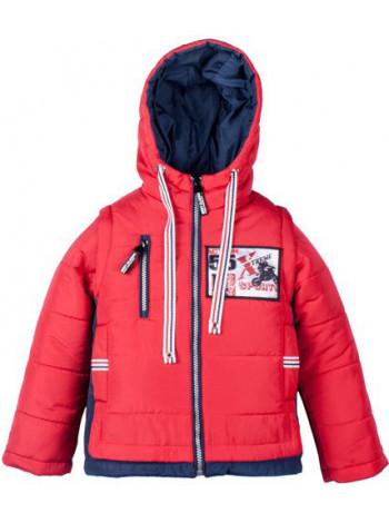 Детская куртка жилетка для мальчиков