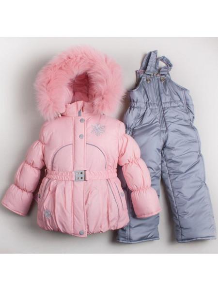 Дитячі зимові комбінезони і зимові комбінезони для дівчаток 26262bcc05c28