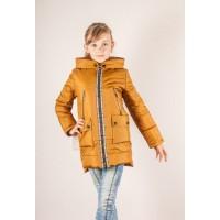 Весенняя детская куртка для девочки