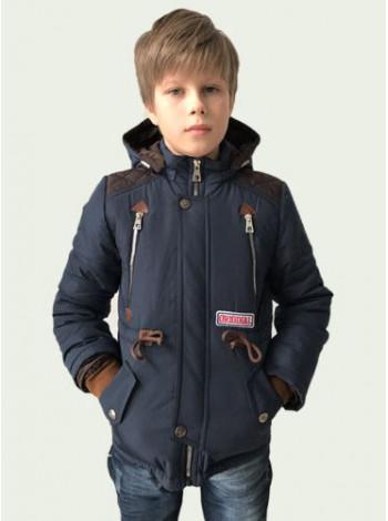Дитяча весняна куртка для хлопчика