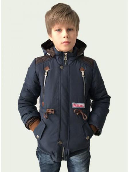 Детская весенняя куртка для мальчика
