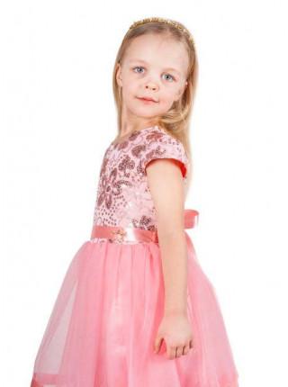 Праздничное платье для детей на выпускной