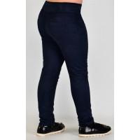 Стильные замшевые детские брюки для девочки