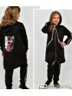 Спортивный костюм для девочек с пайетками