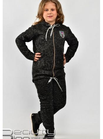 Дитячий теплий спортивний костюм на флісі