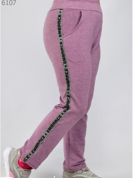 Модні спортивні штани для дівчинки