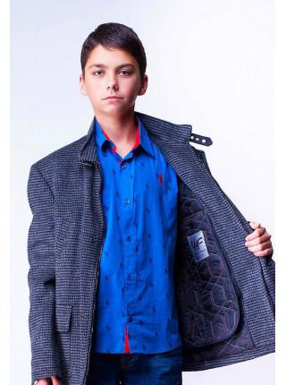 Пальто на підкладинці на хлопчика