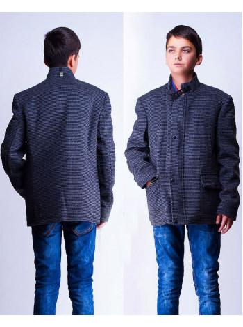 Пальто на подкладке на мальчика