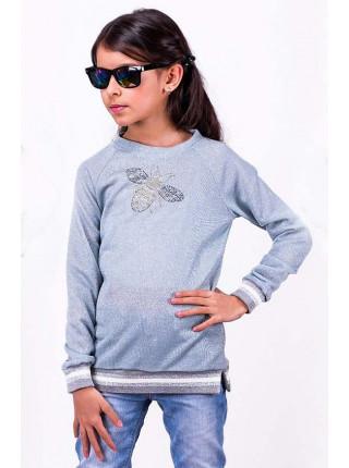Модний реглан для дівчинки