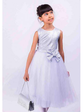 Пышное платье бальное детское
