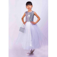 Бальное платье пышное для девочки