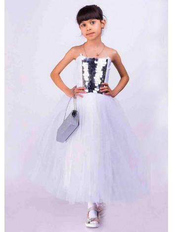 Бальное платье девочке на свадьбу