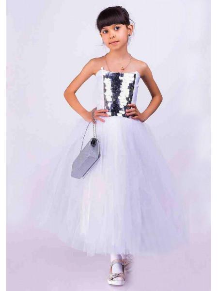 Бальне плаття дівчинці на весілля