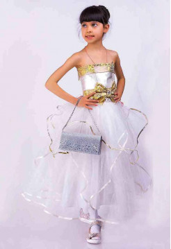Бальное платье выпускное в детский сад