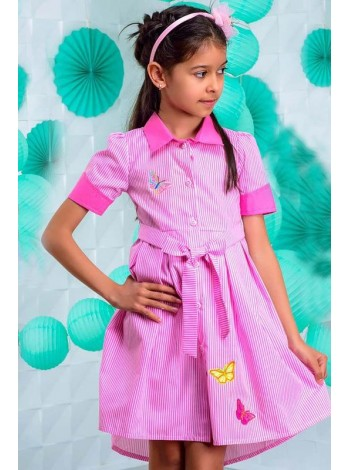Літнє плаття сорочка для дівчинки