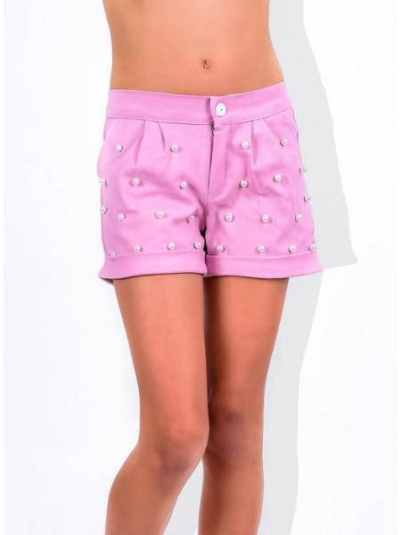 Модные детские шорты для девочки