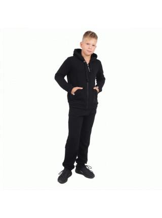 Утеплений спортивний костюм для хлопчика